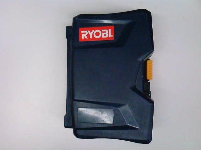 RYOBI ROUTER BIT SET