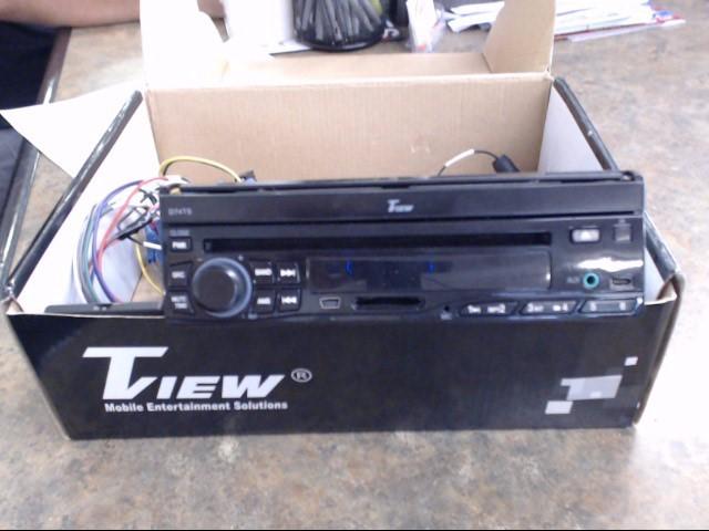 TVIEW MOBILE Car Audio D74TS