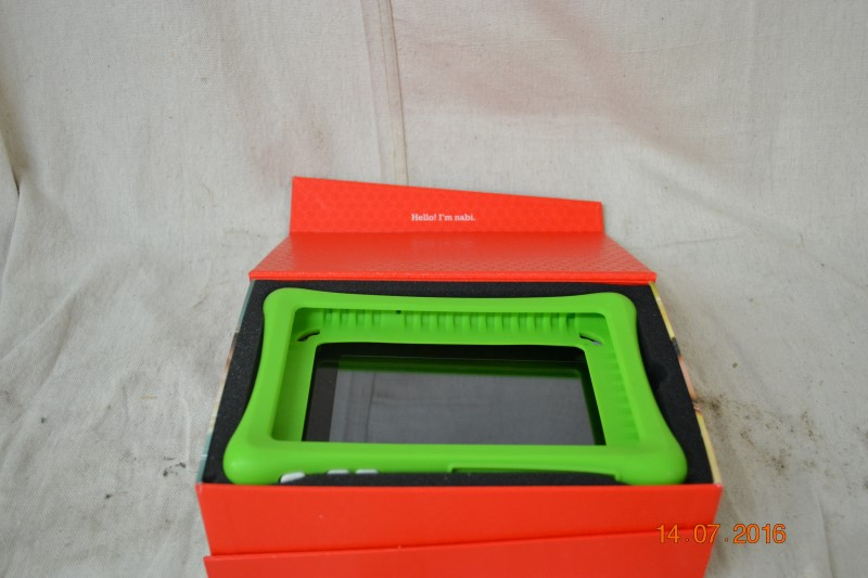 NABI TABLET 4.0 ANDROID TABLET