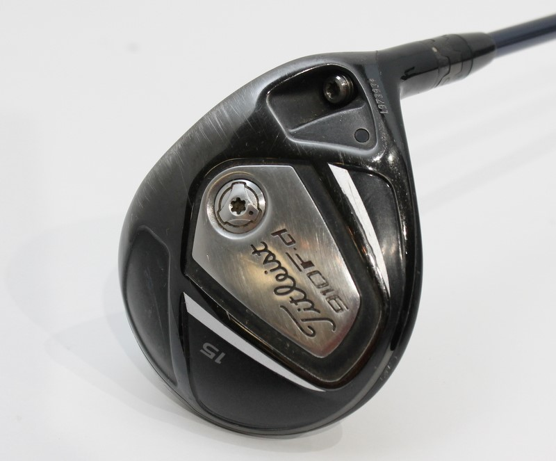 Titleist 910FD 15° Diamana Stiff Flex RH 3 Wood Fairway Driver *