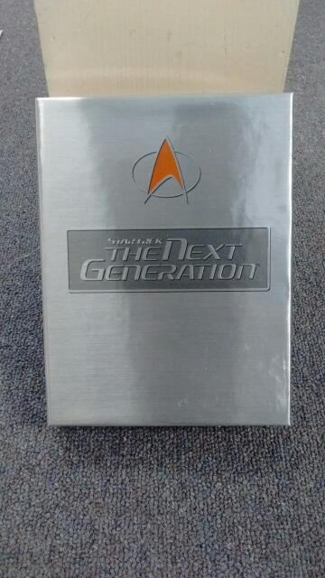 STAR TREK: THE NEXT GENERATION S2, COMPLETE 6-DISC SET (TNG S2)
