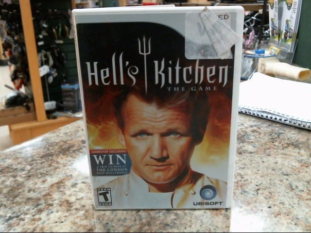 NINTENDO Nintendo DS Game HELL'S KITCHEN
