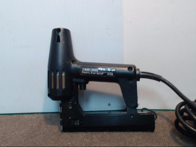BLACK&DECKER Nailer/Stapler 9720