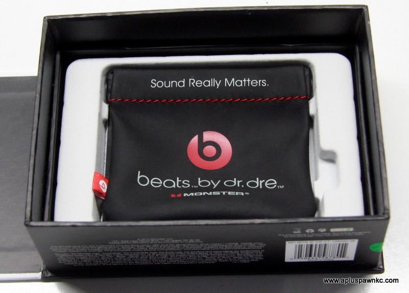 BEATS AUDIO Headphones IBEATS