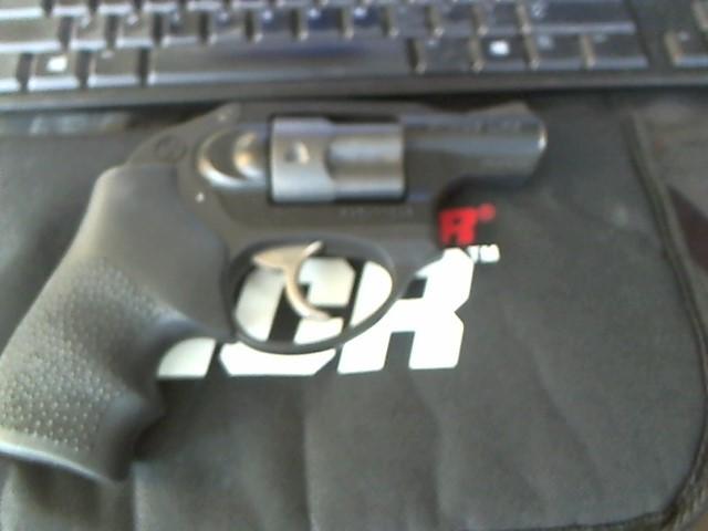 RUGER Revolver LCR 38SP +P