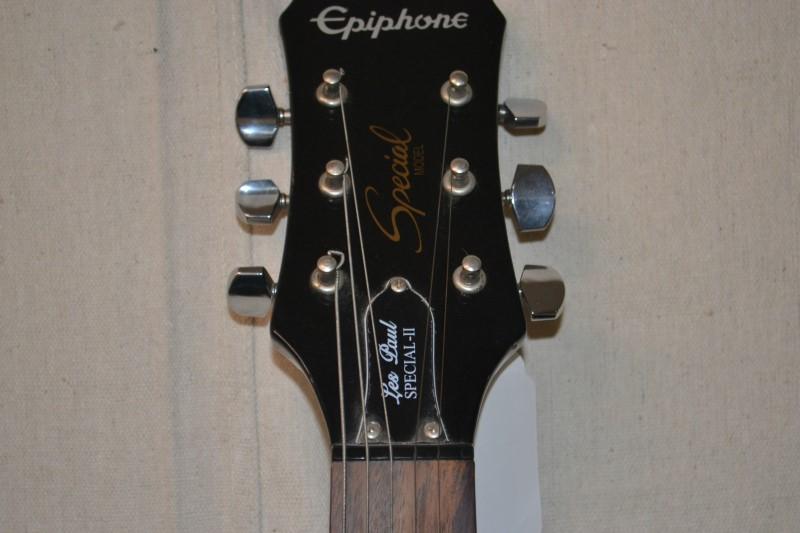 EPIPHONE Electric Guitar LES PAUL SPECIAL II