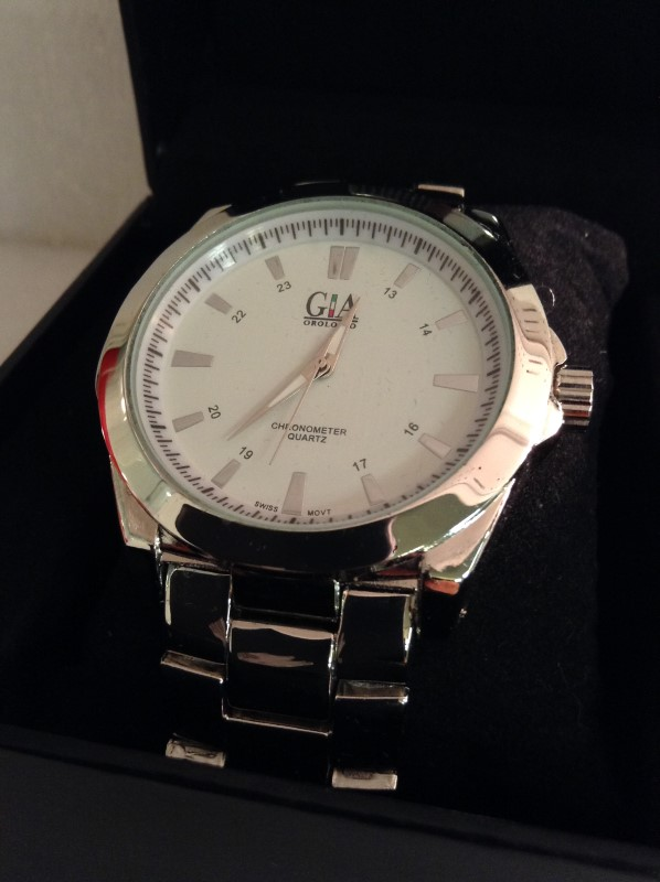 GIA Gent's Wristwatch WRIST WATCH