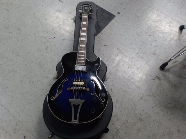 IBANEZ Electric Guitar AG75-TBS-12-01