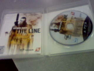SONY Sony PlayStation 3 Game SPEC OPS THE LINE PS3