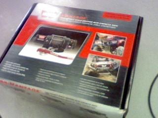 WARN Miscellaneous Tool VANTAGE 4000-S