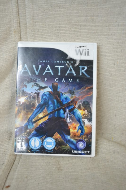 Avatar: The Game, Wii
