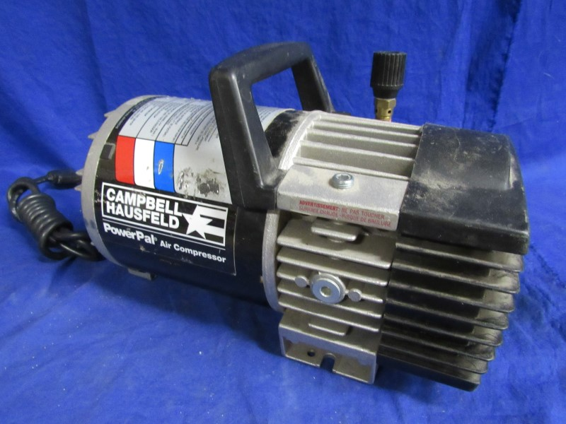 CAMPBELL HAUSFELD POWERPAL MT5