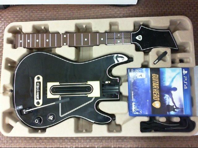 Guitar Hero Live Bundle PS4 Sony PlayStation 4