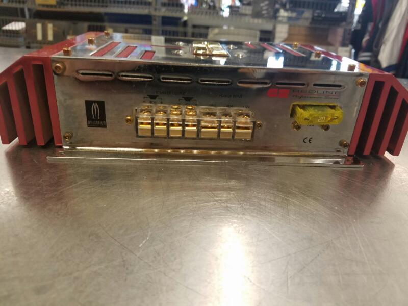 GS REDLINE Car Amplifier GS-150S
