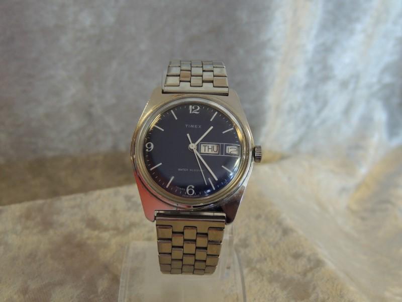 TIMEX Gent's Wristwatch SELF WIND AUTOMATIC