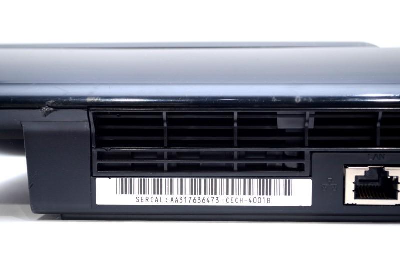 Sony Playstation 3 CECH-4001B Console 250GB PS3 Super Slim Bundle>