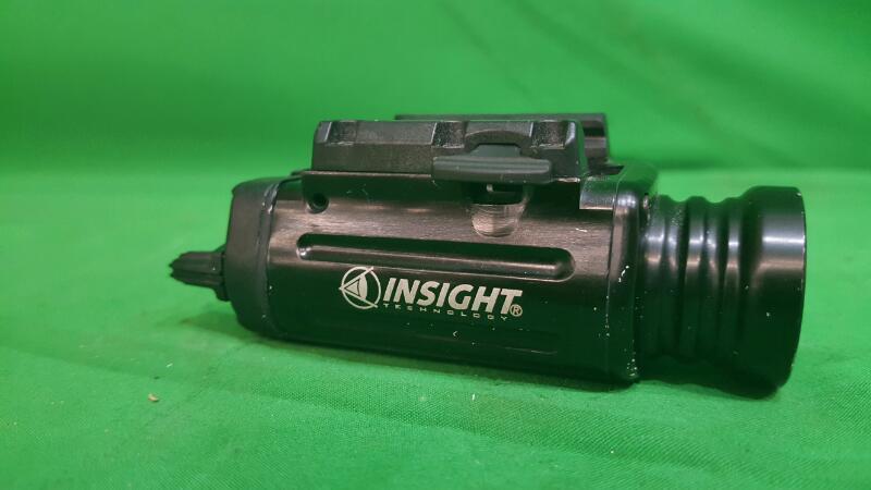 INSIGHT TECHNOLOGY Flashlight SSL-1