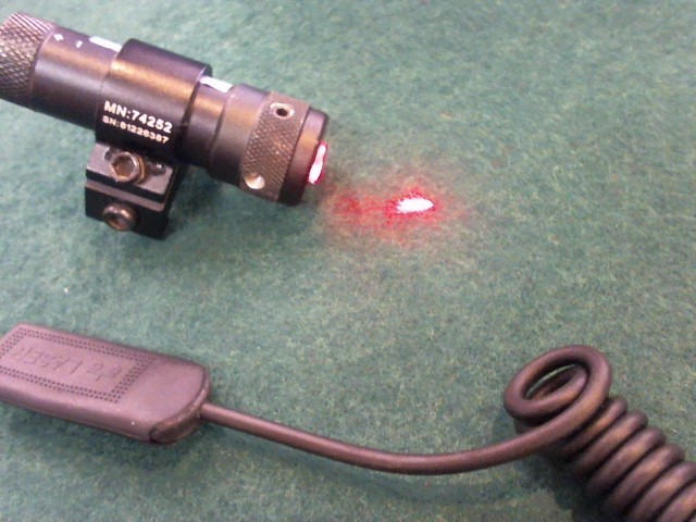 CENTER POINT 74252 TACTICAL LASER