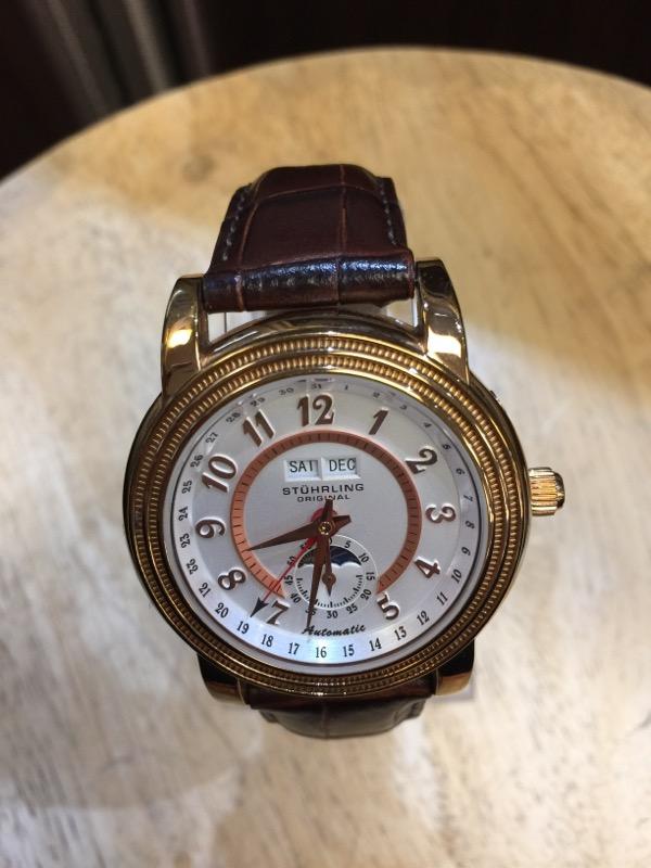 STUHRLING Pocket Watch 91087