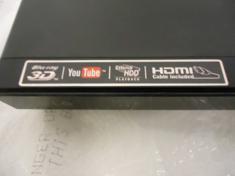 LG DVD Player BP325W