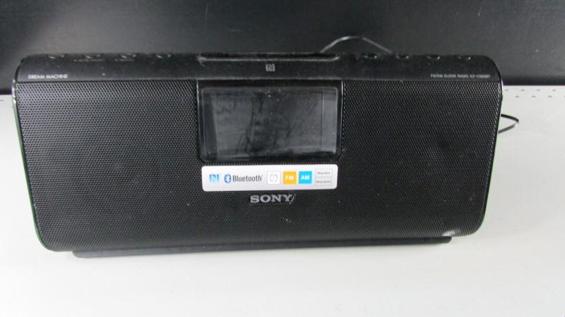 SONY Home Audio Parts & Accessory ICF-CS20BT