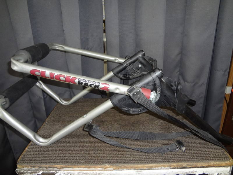 CYCLE PRODUCTS CO CLICK RACK 2