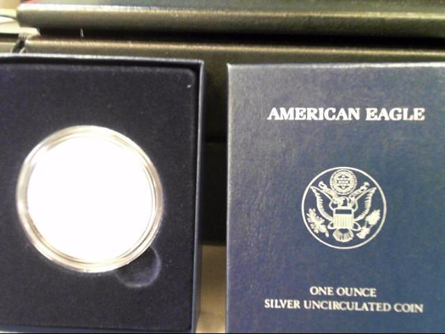 UNITED STATES Silver Coin 2011 AMERICAN SILVER EAGLE