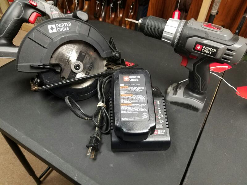 PORTER CABLE Cordless Drill PC1801D