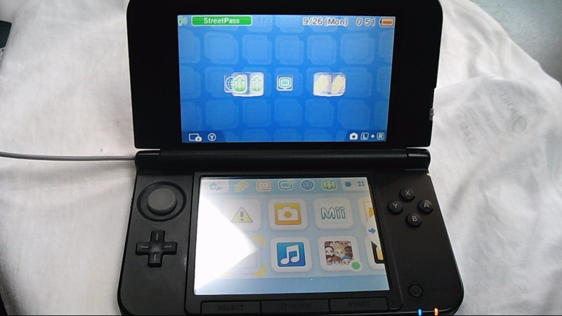 NINTENDO Handhelds 3DS XL - HANDHELD GAME CONSOLE- ROYAL BLUE