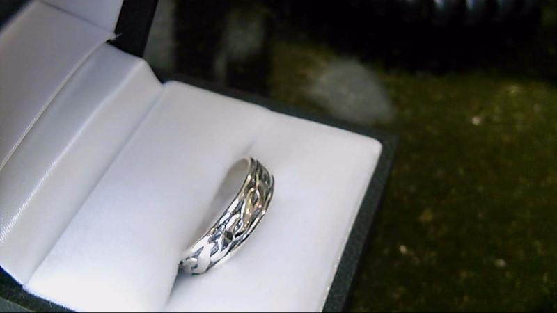 sterling silver 935 designed band