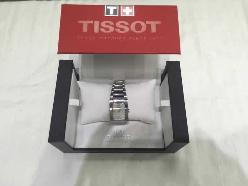 TISSOT Lady's Wristwatch GENEROSI-T LADIES WATCH
