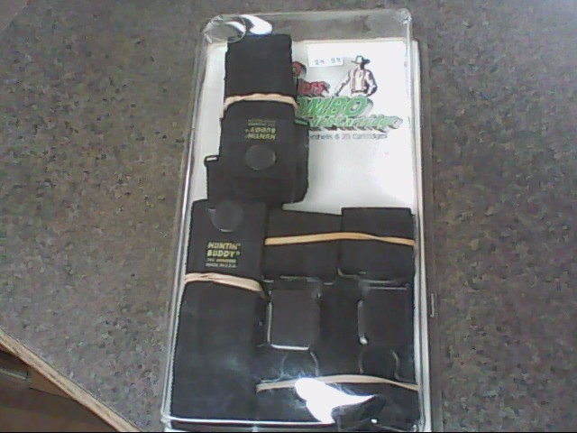THE RIDGBACK COMPANY Accessories SHOTGUN AMMO SUSPENDER