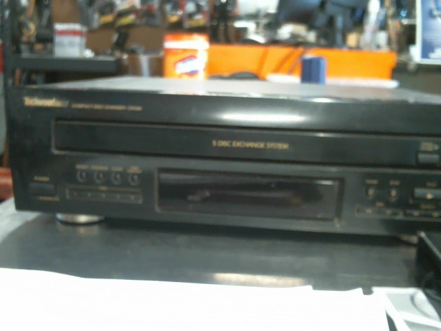CD Player & Recorder