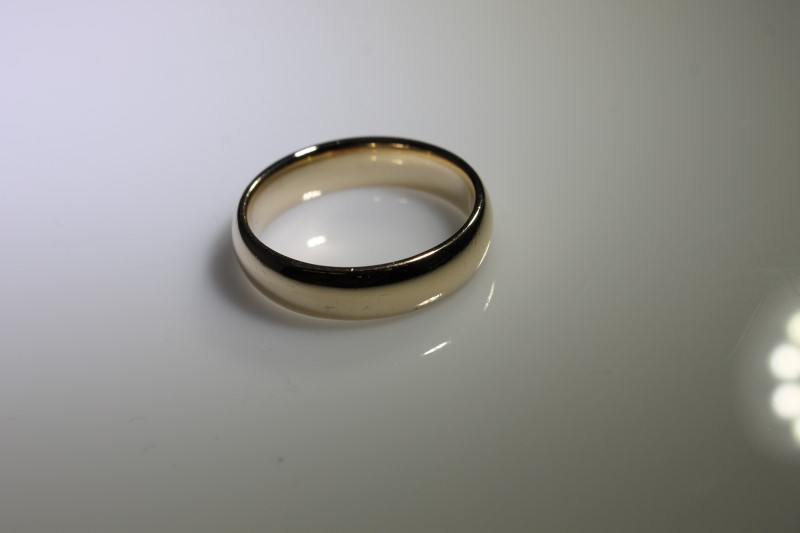 Gent's Gold Ring 14K Yellow Gold 9.02g