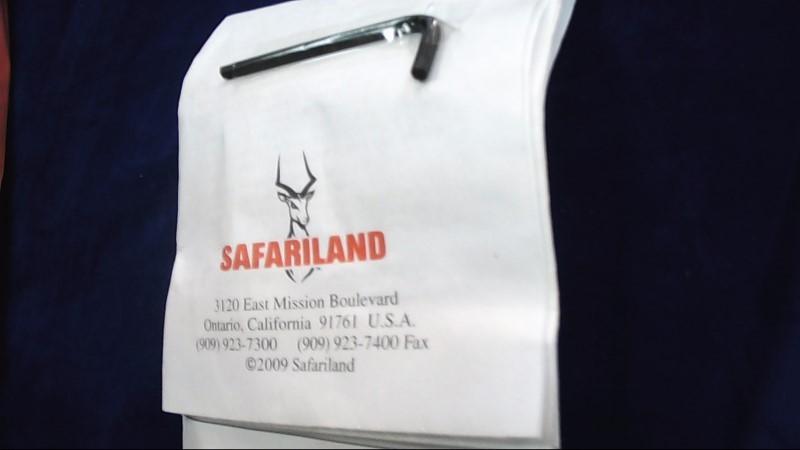 SAFARILAND Belt Loop Duty Holster 6270-83. Raptor Mid-Ride Level III 3 Right