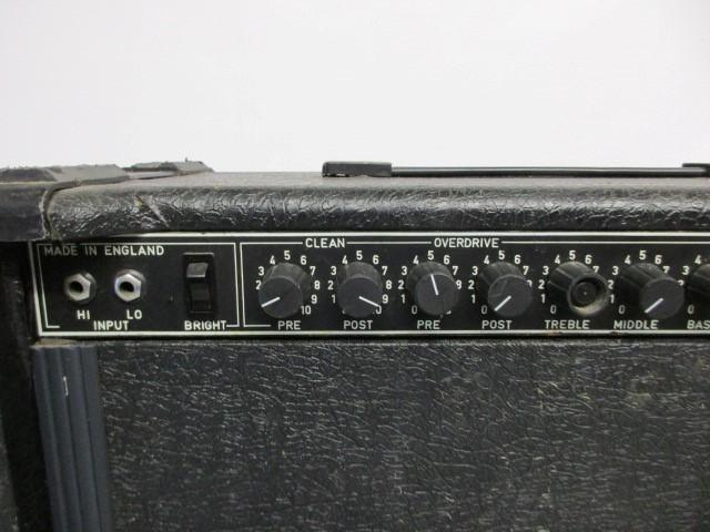 KMD GS 100S GUITAR AMP, PARTS OR REPAIR