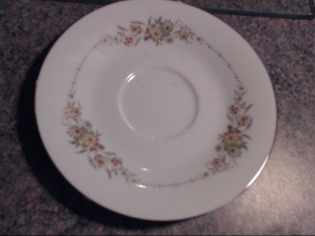 NORITAKE Collectible Plate/Figurine GINA 6504