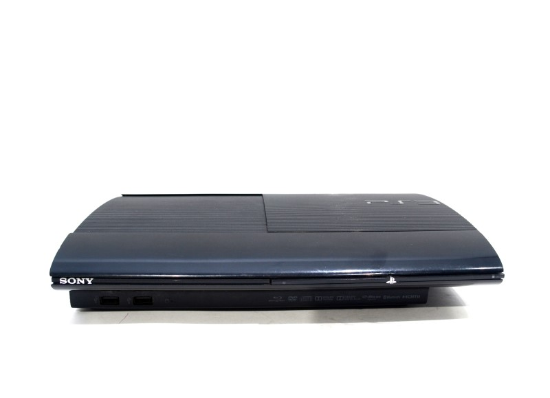 Sony Playstation 3 CECH-4001B 250GB PS3 Super Slim Game Console >