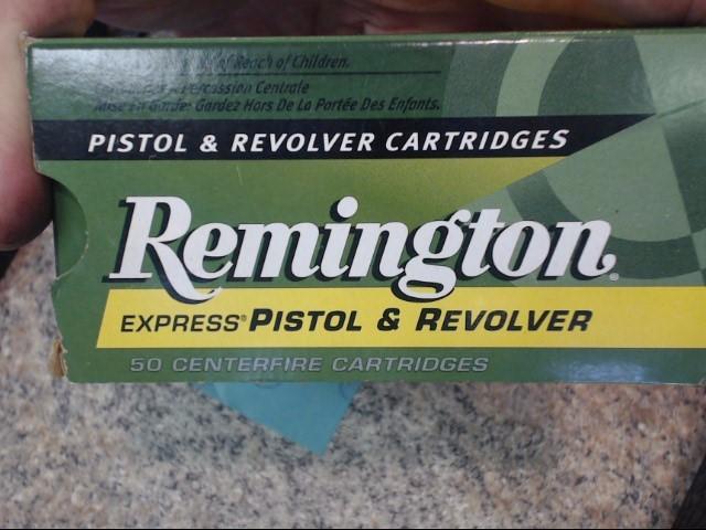 REMINGTON FIREARMS & AMMUNITION Ammunition TARGET .32 S&W LONG
