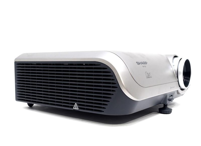 Sharp XR-10X Digital Multimedia Projector AS IS Needs New Bulb>