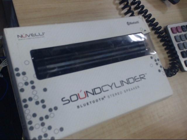 DEFINITIVE TECHNOLOGY IPOD/MP3 Accessory SOUND CYLINDER