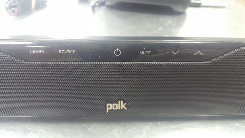 POLK AUDIO Speakers/Subwoofer SB5000