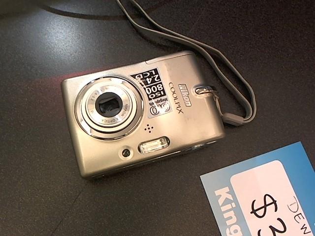 NIKON Digital Camera COOLPIX L11