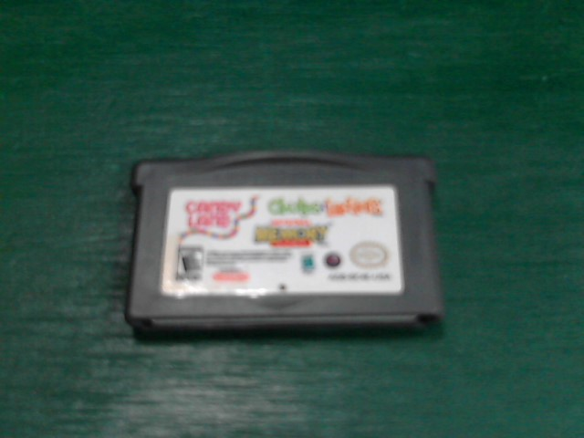 NINTENDO Nintendo GBA Game CANDY LAND