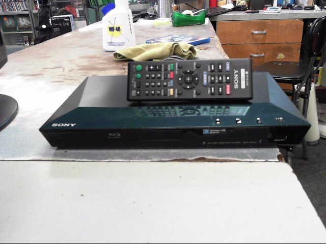 SONY Blu-Ray Player BDP-S3100