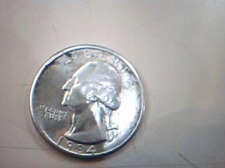 UNITED STATES Silver Coin WASHINGTON QUARTER (1932 1964)