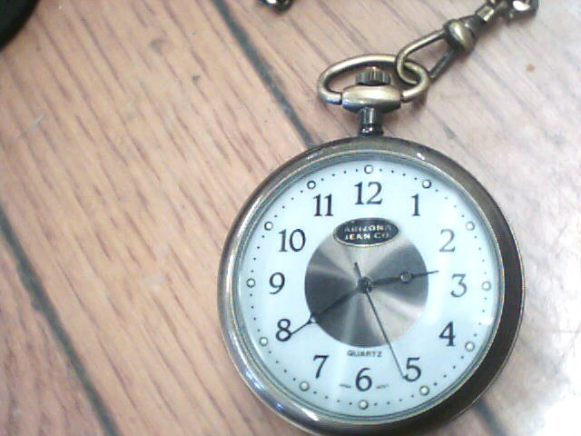 ARIZONA JEAN CO. Pocket Watch POCKET WATCH