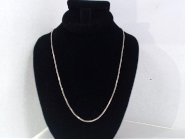 Silver Box Chain 925 Silver 1.8g