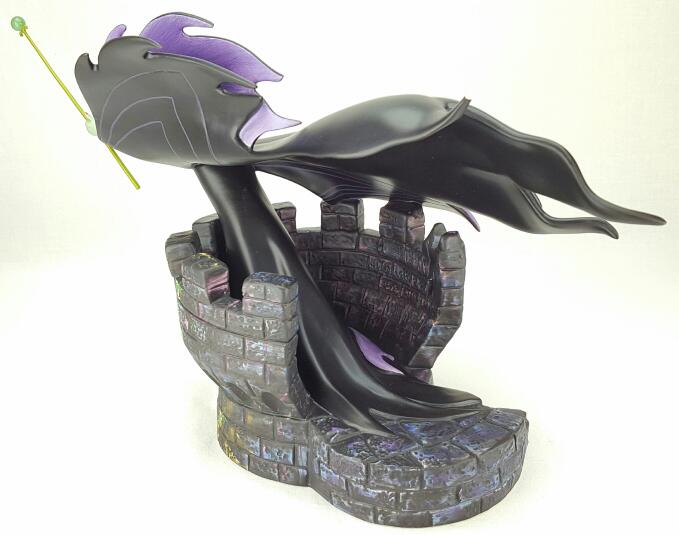 """WDCC """"THE MISTRESS OF ALL EVIL"""" MALEFICENT FIGURINE"""