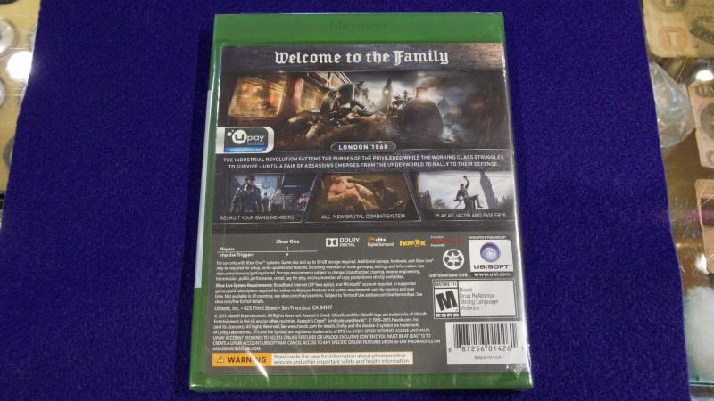 Microsoft XBOX One Assassins Creed Syndicate